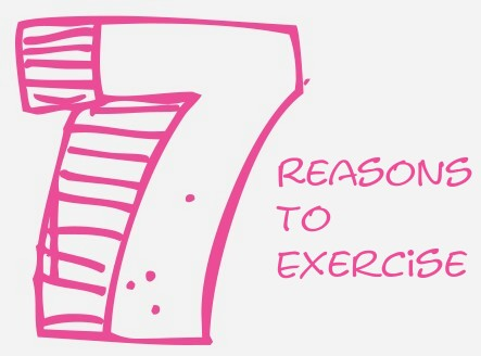 7 reasons to exercise