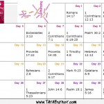 bible based health wellness calendar