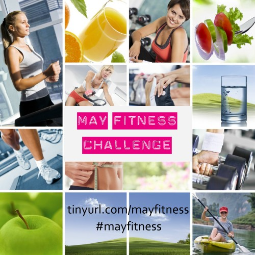 May Fitness Challenge