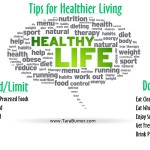tips for healthier living