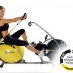 ballbike core cardio strength