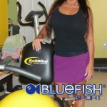 bluefish sport skirt with logo