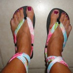sadie jane sandals on