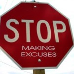 stop making excuses, go exercise