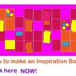 free ebook how to make an inspiration board