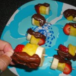 Banana Split Fruit Snacks