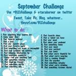 september challenge