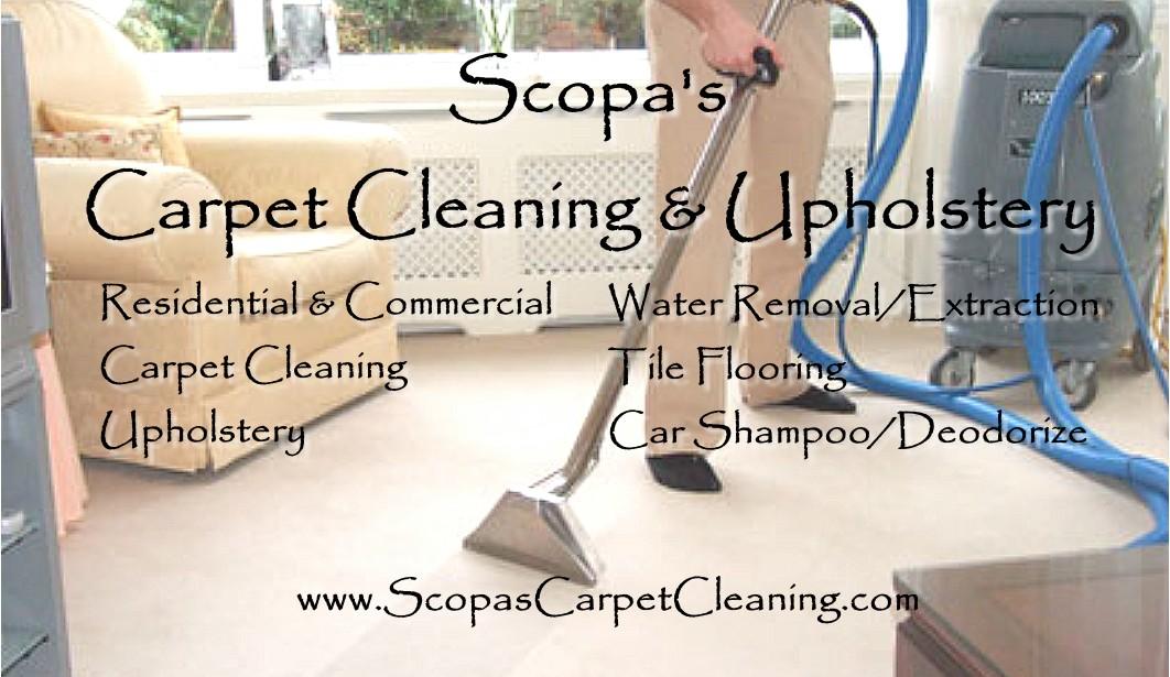 scopas carpet cleaning