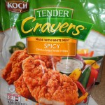 tender cravers spicy chicken