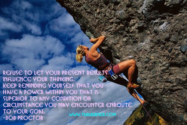you have the power to overcome any circumstance enroute to your goal